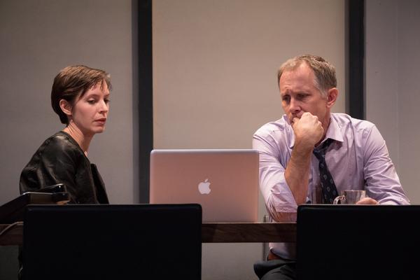 Jocelyn Kuritsky and Bruce McKenzie