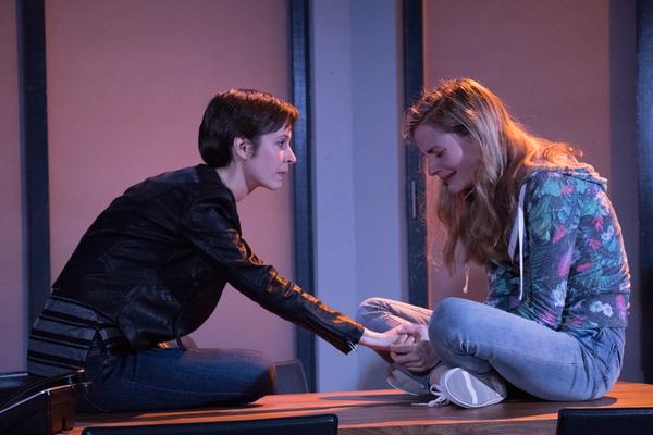Jocelyn Kuritsky and Lexi Lapp