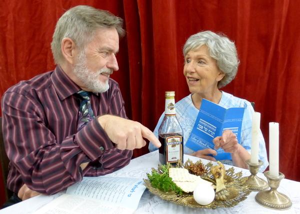 Ken MacFarlane and Gail Bernardi