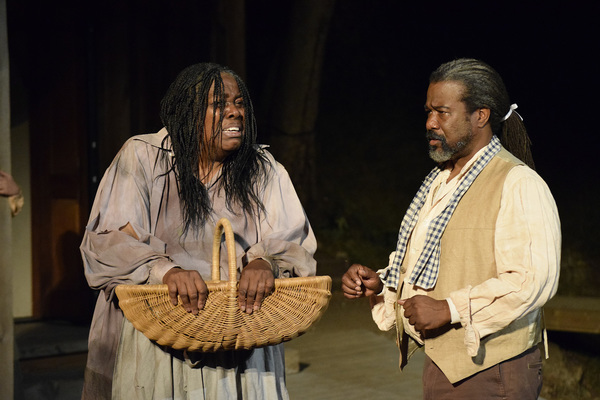Photo Flash: First Look at World Premiere Production of TOM  at Will Geer's Theatricum Botanicum