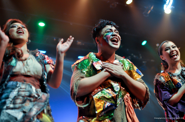 Photo Coverage: MusicArtes Stages GODSPELL, Now Thru 6/26