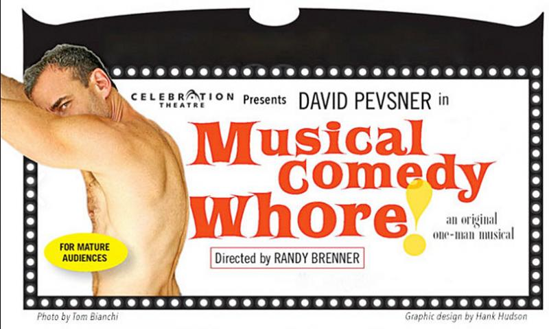 BWW Review: MUSICAL COMEDY WHORE - A Raw, Unapologetic Look at An Escort's Past