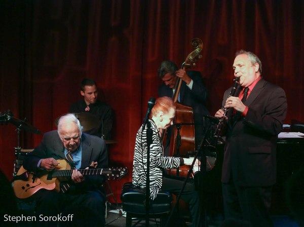Bucky Pizzarelli, Dag Markhus, Martin Pizzarelli, Barbara Carroll, Ken Peplowski Photo