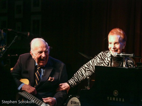Bucky Pizzarelli & Barbara Carroll