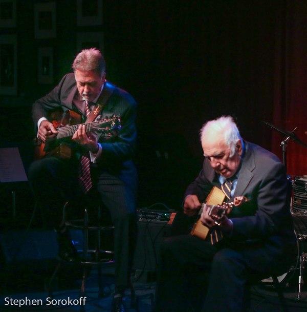 Ed Laub & Bucky Pizzarelli