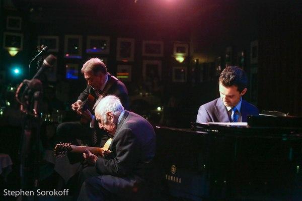 Ed Laub, Bucky Pizzarelli, Konrad Paszkudzki