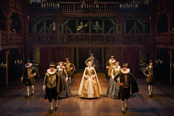 Photo Flash: First Look at Stratford Festival's North American Premiere of SHAKESPEARE IN LOVE