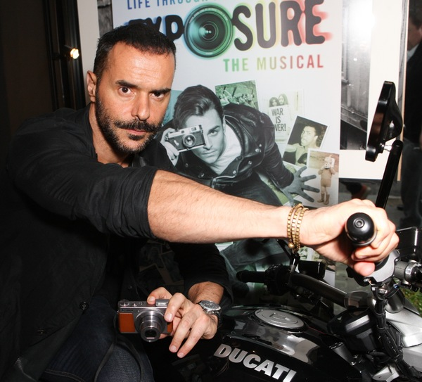 Photos: EXPOSURE THE MUSICAL Celebrates Launch at Getty Images Gallery