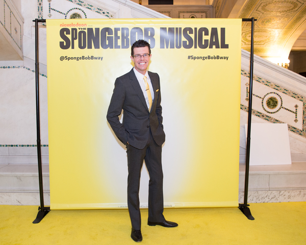 Photo Flash: It's a Big Night in Bikini Bottom! Broadway-Bound SPONGEBOB Musical Opens in Chicago