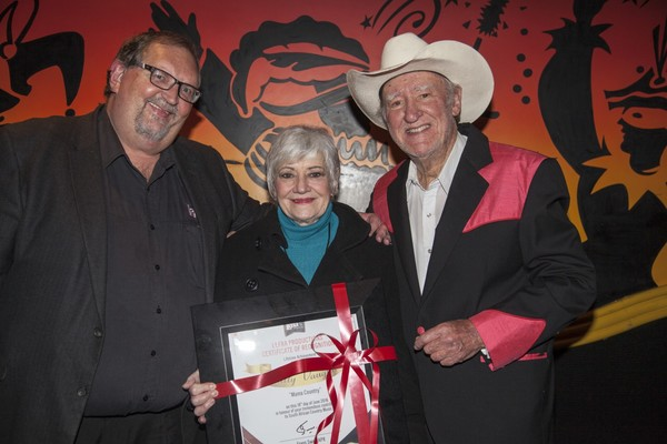 Frans Swart, and Lance James, Sally Vaughn