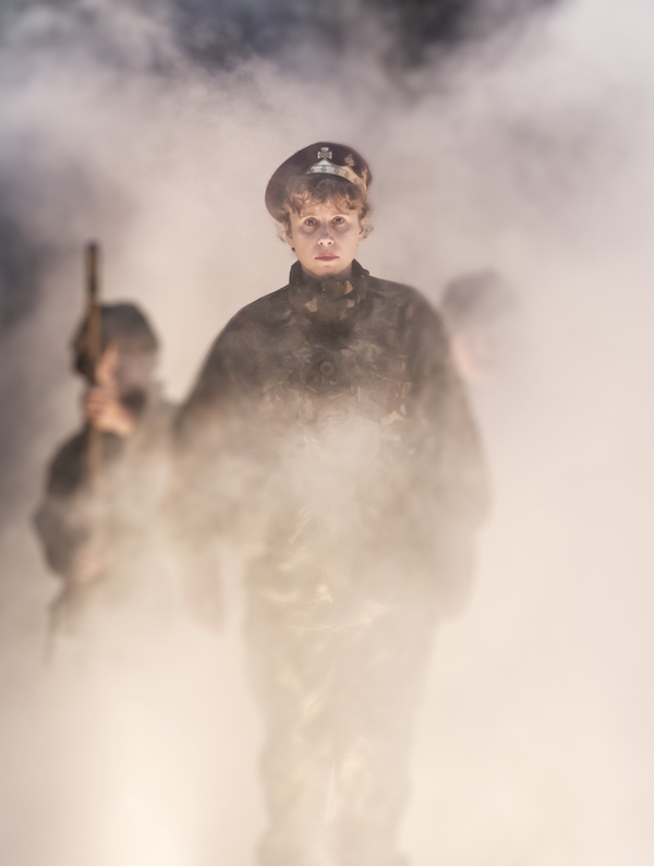 Photo Flash: First Look at HENRY V at Regent's Park Open Air
