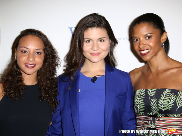 Photos: The Schuyler Sisters Unite to Celebrate Phillipa Soo at the Elly Awards!