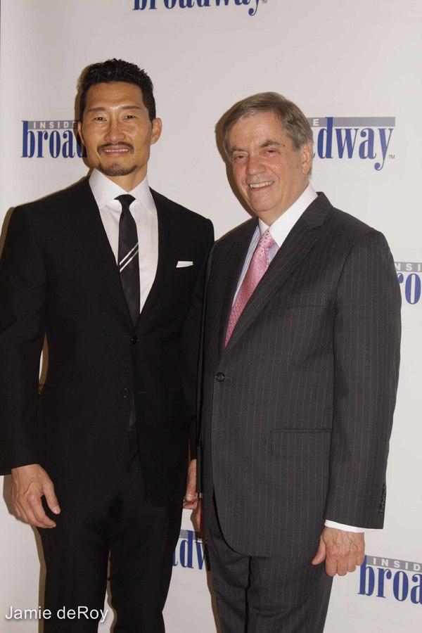 Daniel Dae Kim & Michael Presser Photo