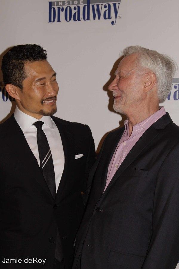 Daniel Dae Kim & Ron Van Lieu Photo