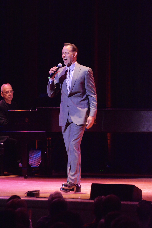 Photo Coverage: Rachel Bay Jones, Robert Creighton & More Sing the Songs of the 70s at BROADWAY BY THE YEAR