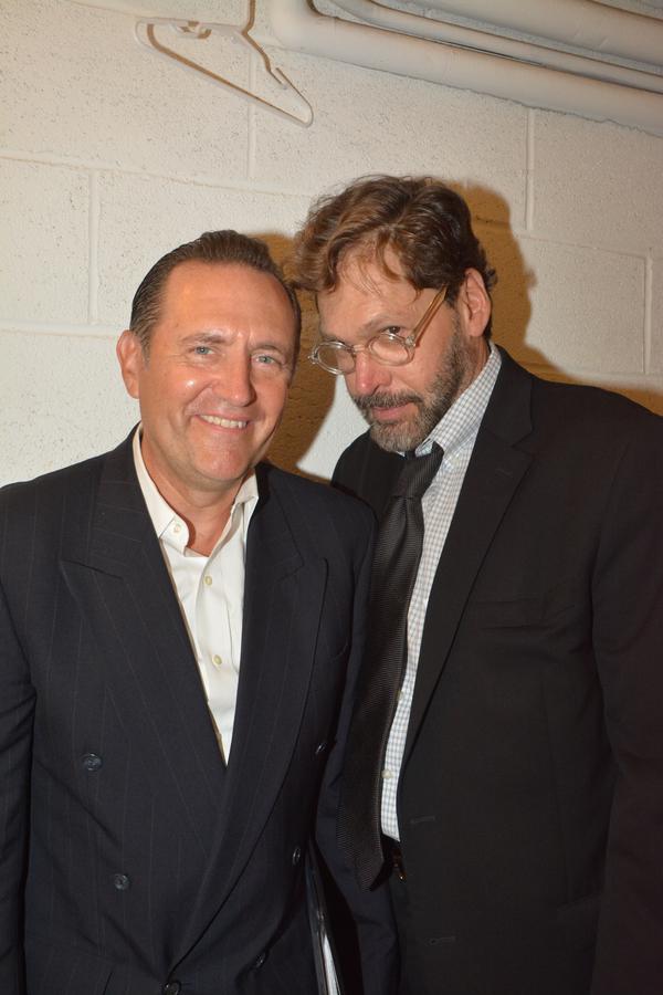 Victor Slezak and David Staller