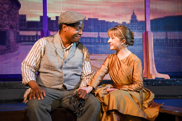 Photo Flash: First Look at Abigail Shapiro and More in LIBERTY: A MONUMENTAL NEW MUSICAL