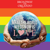 Broadway for Orlando's 'What the World Needs Now' Soars to #2 on iTunes