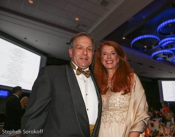 Jeff Leibowitz & Leslie Laredo Photo