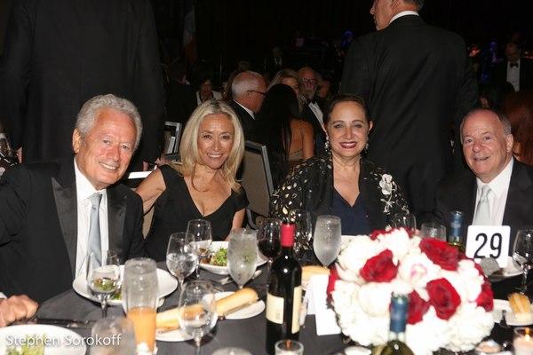 Stephen Sorokoff, Eda Sorokoff, Rebecca Moses, Larry Schatz Photo