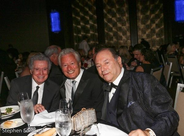 Regis Philbin, Stephen Sorokoff, Larry Silver Photo
