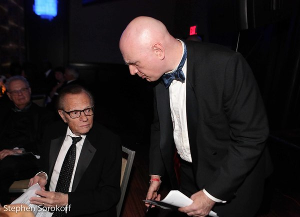 Larry King & Will Friedwald