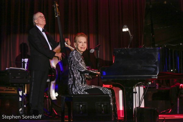 Jay Leonhart & Barbara Carroll Photo