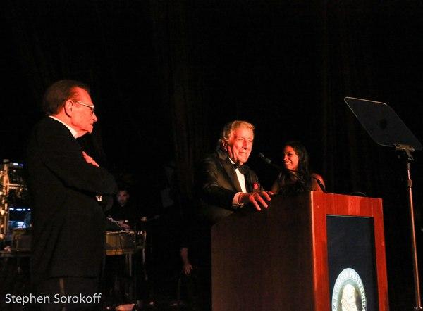 Larry King & Tony Bennett