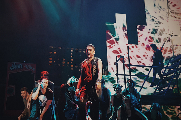 Photo Flash: First Look at AMERICAN IDIOT Manila Premiere