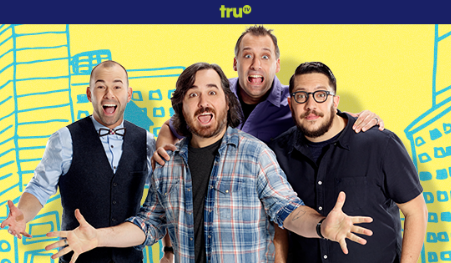 truTV to Present Mid-Season Premiere IMPRACTICAL JOKERS: BRITISH INVASION, Today