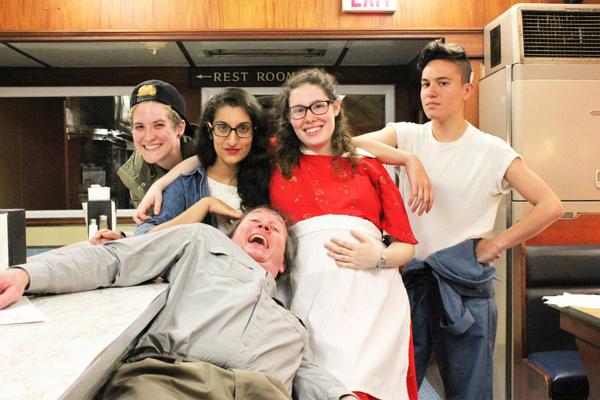 Photo Flash: Meet the Cast of ALWAYS PLENTY OF LIGHT AT THE STARLIGHT ALL NIGHT DINER at Fresh Fruit Festival