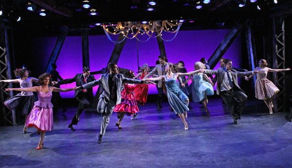 Photo Flash: First Look at Cortland Repertory Theatre's WEST SIDE STORY
