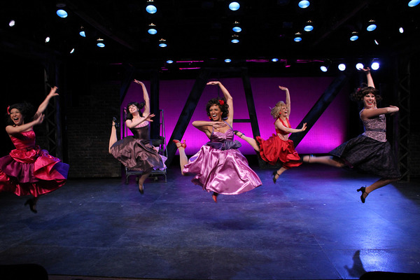 Musa Hitomi, Caroline Kane, Melissa Rapelje, Joan Heeringa and Alexa Shanahan  Photo