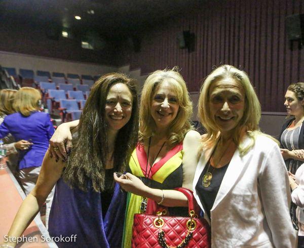 Caroline Sorokoff, Julie Budd Eda Sorokoff