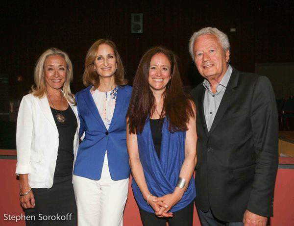 Eda Sorokoff, Kate Lear, Caroline Sorokoff, Stephen Sorokoff Photo