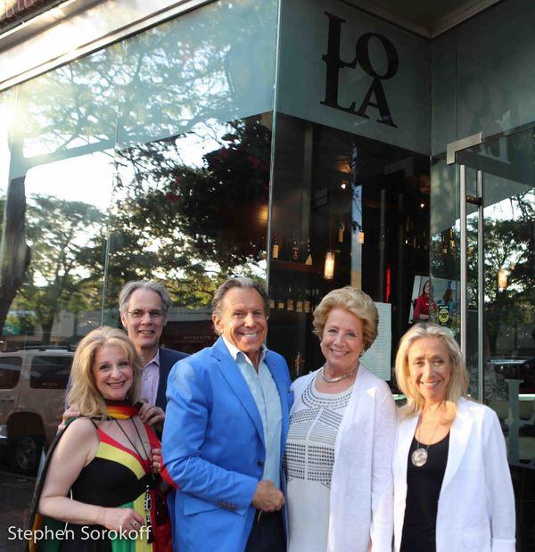 Julie Budd, Dr. John Wagner, Bill Boggs, Lady Jane Rothchild, Eda Sorokoff