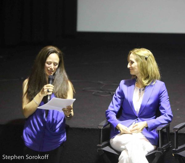 Caroline Sorokoff, director Gold Coast International Film Festival & Kate Lear