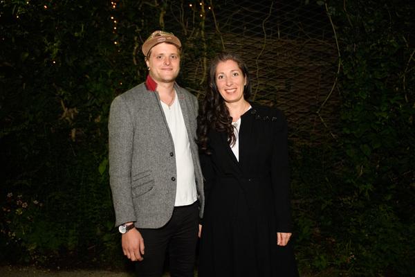 Joshua Carr, Anna Fleischle Photo
