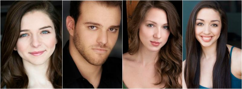 Four Texans Featured in 42ND STREET Tour, Coming to Dallas Summer Musicals and Bass Hall!