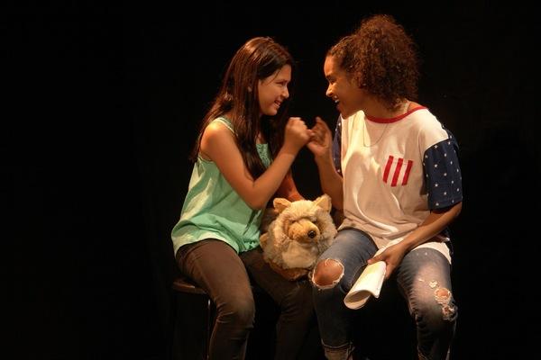 Laurel Caruso & Darilyn Castillo Photo