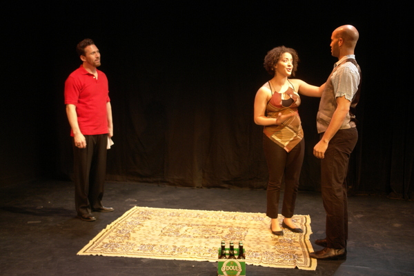 Photo Flash: First Look at NIX, New Musical Version of HAMLET at Planet Connections