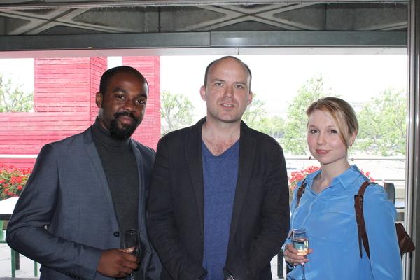 Ken Nwosu, Rory Kinnear, Polly Fielding
