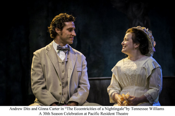 BWW Review: THE ECCENTRICITIES OF A NIGHTINGALE Beautifully Tells a Tale of Romantic Love and Spiritual Longing