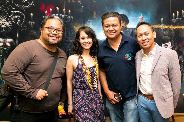 Momar Visaya, Ali Ewoldt, Don Tagala, Jhett Tolentino