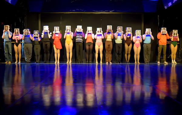 Photos: Inside Look at Playhouse on Park's A CHORUS LINE