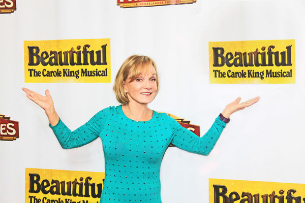 Photo Flash: Red Carpet Arrivals at BEAUTIFUL: THE CAROLE KING MUSICAL in Los Angeles