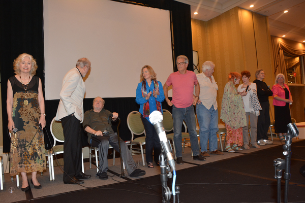 Kathryn Leigh Scott, Jerry Lacy, John Karlen, Lara Parker, James Storm, Christopher P Photo