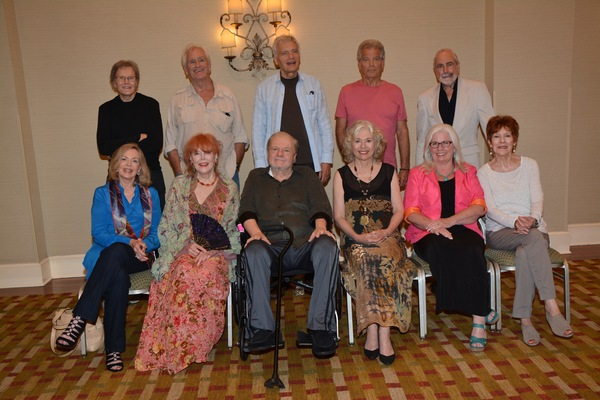 Roger Davis, Christopher Pennock, David Selby, James Storm, Jerry Lacy, Lara Parker, Marie Wallace, John Karlen,, Kathryn Leigh Scott, Sharon Smyth and Donna Wandrey