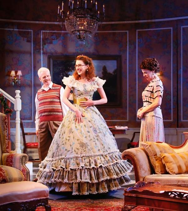 Photo Flash: First Look at THE LAST NIGHT OF BALLYHOO at Bay Street Theater