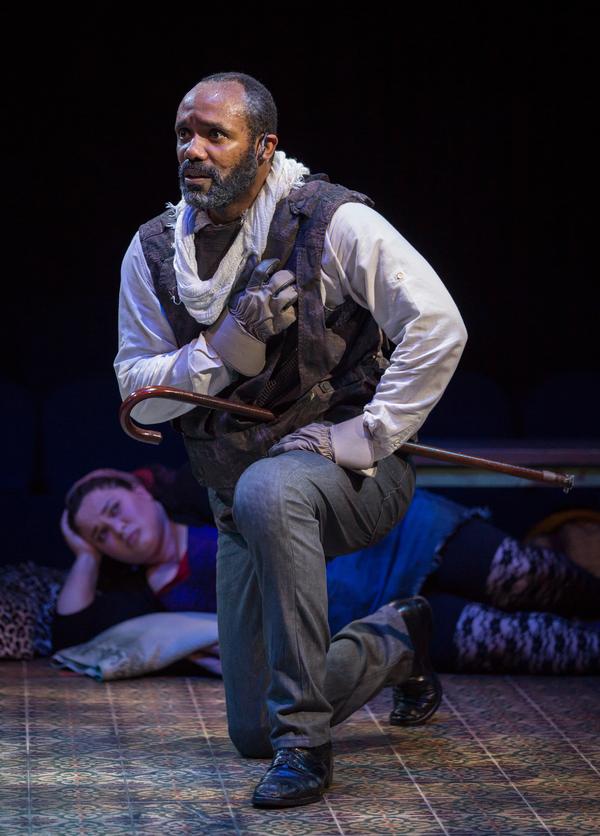 Photo Flash: First Look at MAN OF LA MANCHA at The Marriott Theatre